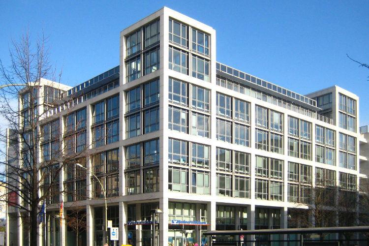 Bürogebäude BMG