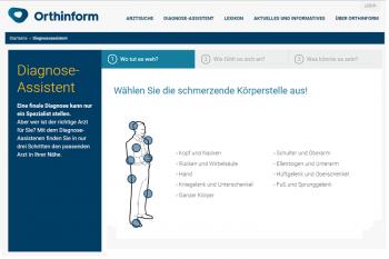 BVOU, Orthinform, Patienten, Landesverbände, Facharztvertrag, Orthopädie, Unfallchirurgie